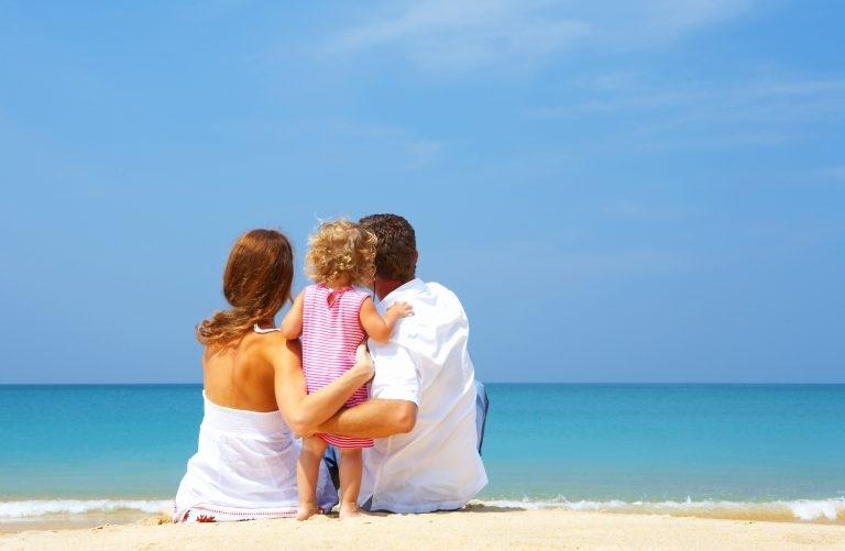 Những chuyến đi nghỉ dưỡng sẽ gắn kết các thành viên trong gia đình
