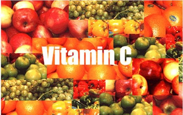Tăng cưởng bổ sung vitamin C
