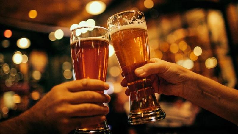Tăng khả năng uống rượu, bia