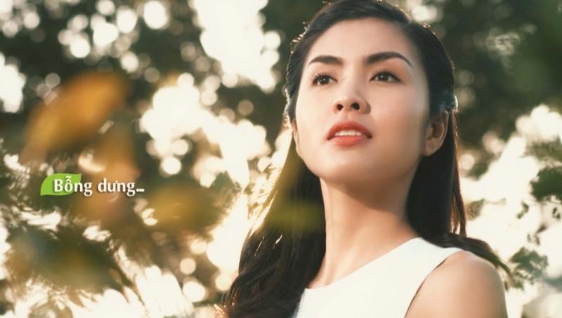 Người đẹp Tăng Thanh Hà