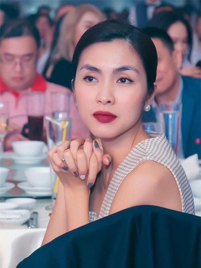 Diễn viên Tăng Thanh Hà