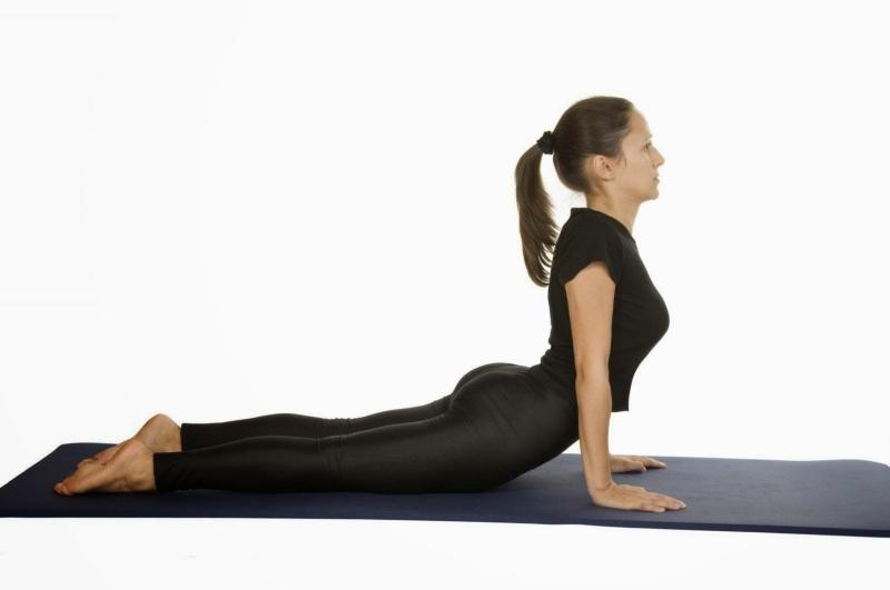 Bạn sẽ có cơ bắp dẻo dai khi tập hot yoga