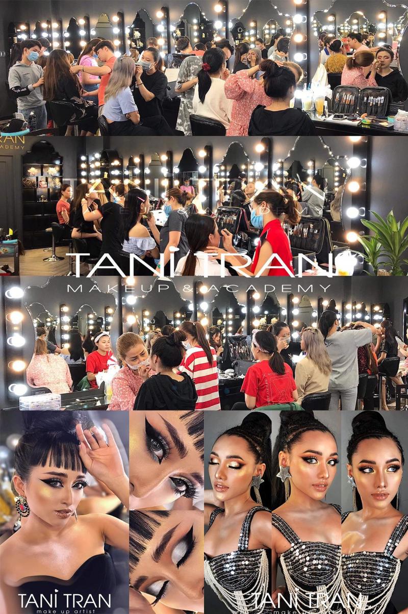 Tani Tran Make Up