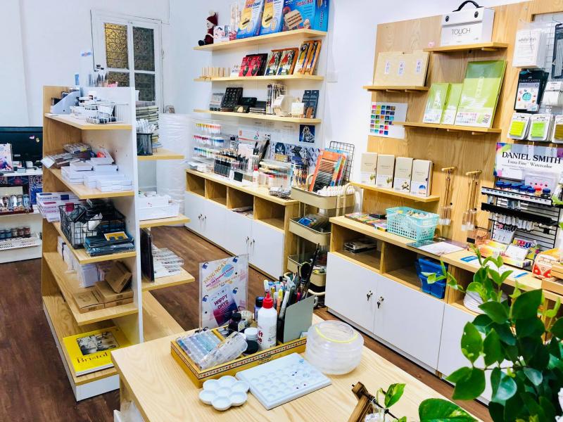 Washi Tape tại Tanuki shop