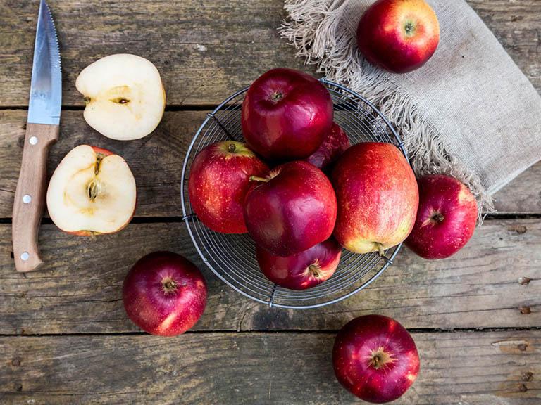 Ăn táo mỗi ngày để khỏe mạnh hơn