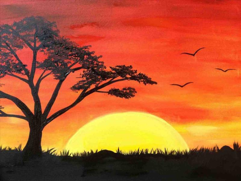 Lần cuối bạn vẽ, sơn hoặc tô màu là khi nào?