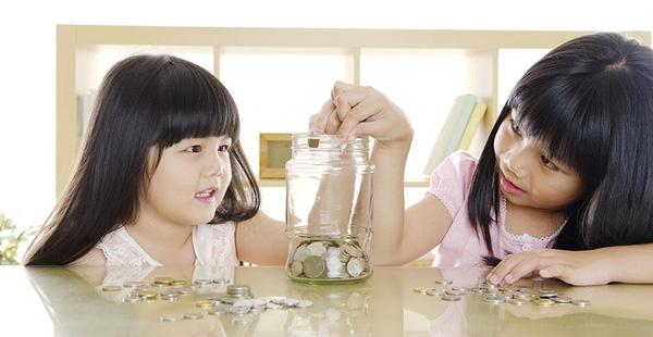 Tạo điều kiện cho con kiếm tiền