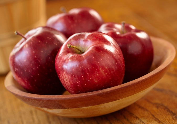 Táo đỏ có thể ngăn ngừa ung thư phổi, ruột kết, ung thư vú và ung thư gan