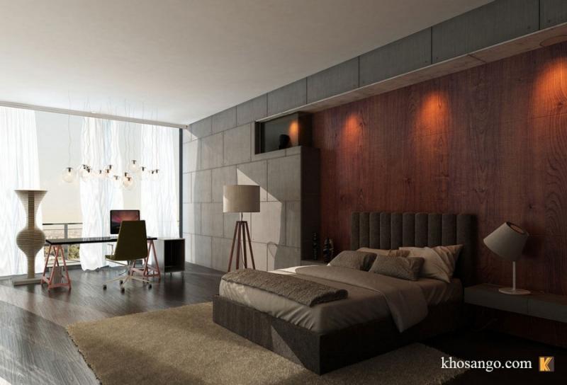 Không gian phòng ngủ yên tĩnh rất quan trọng với một giấc ngủ ngon