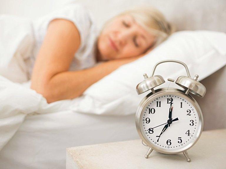 Tạo một lịch trình ngủ phù hợp
