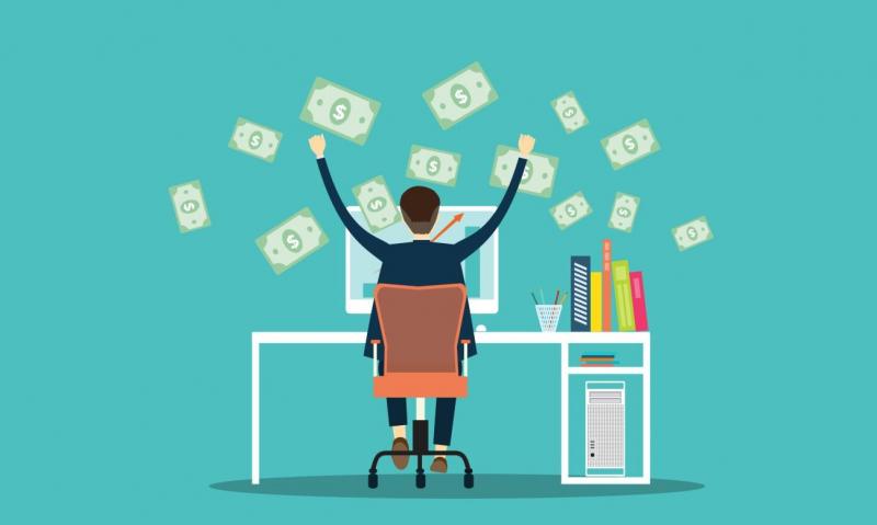 Trong khi thu nhập thụ động cho bạn tiền và thời gian thì thu nhập chủ động lấy đi thời gian của bạn.