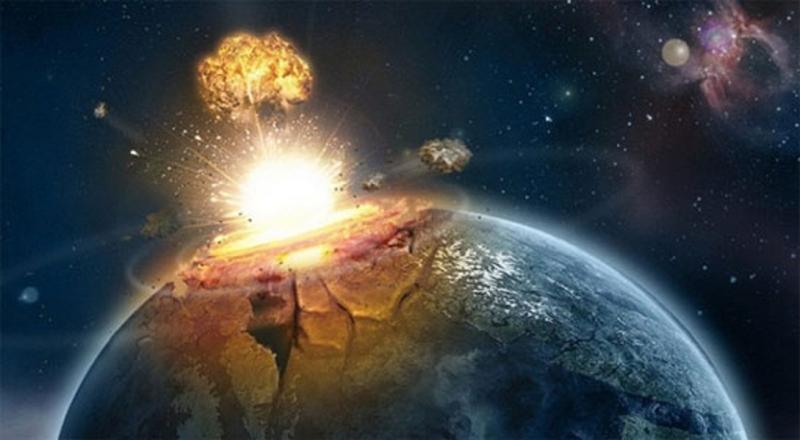 Vụ nổ thiên thạch ở Sri Lanka