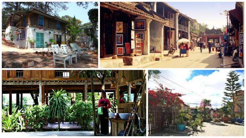 Những căn hộ Homestay xinh đẹp trên khắp cả nước