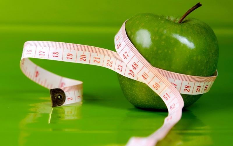 Táo xanh giúp giảm cân