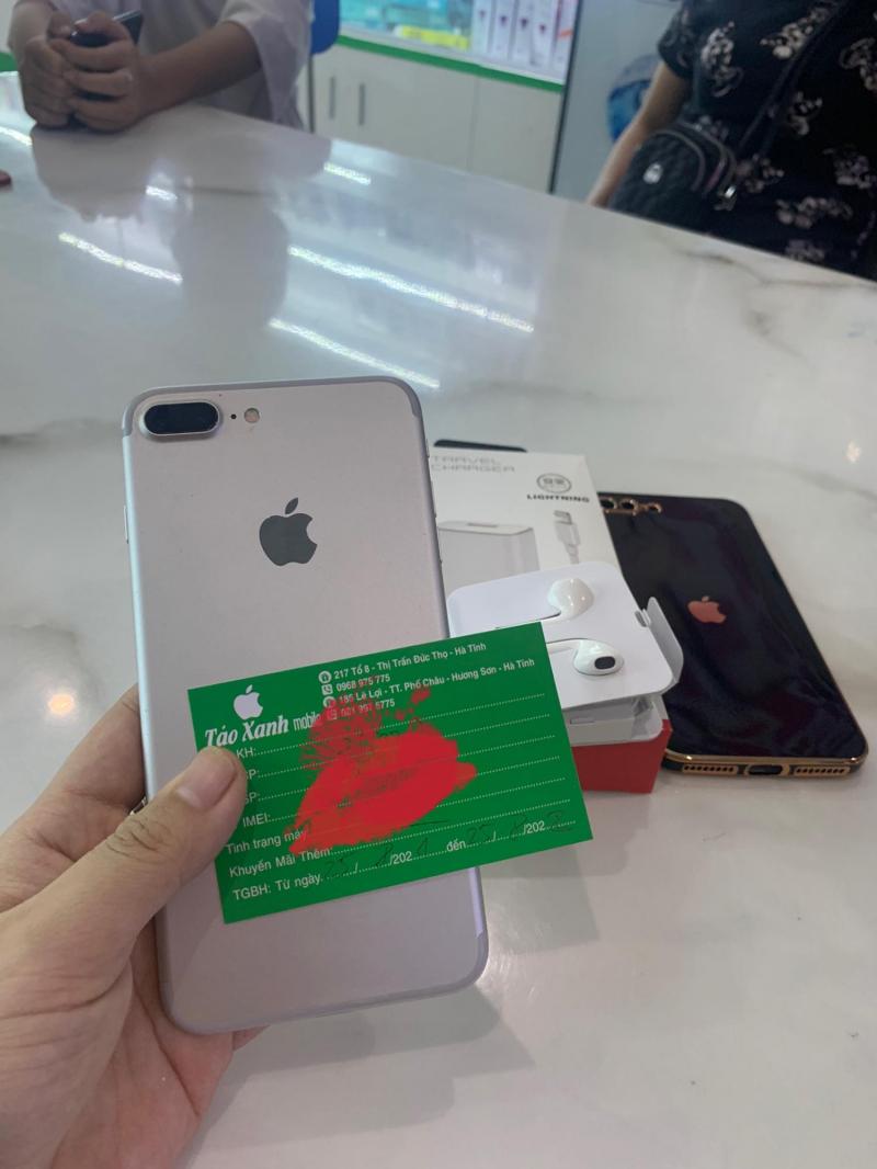 Táo Xanh Mobile