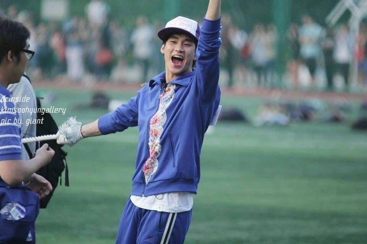 Kim Soo Hyun, Lee Hyun Woo đã tham gia rất nhiệt tình