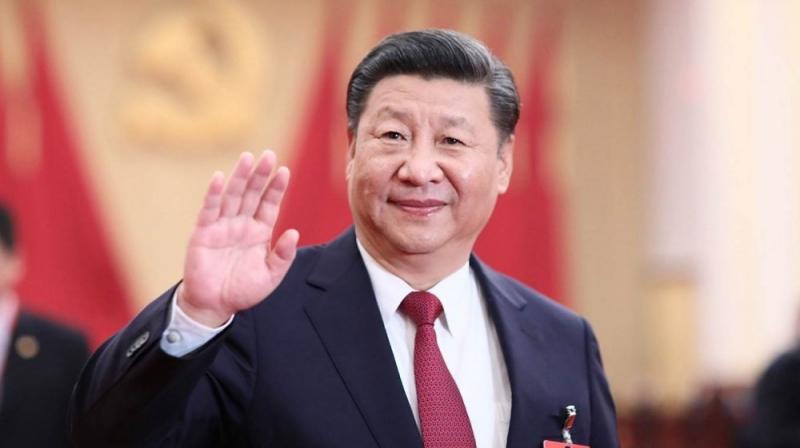 Tổng bí thư Ban chấp hành trung ương Đảng Cộng sản Trung Quốc Tập Cận Bình