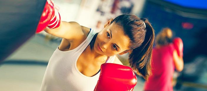 Tập boxing là cách đốt mỡ thừa khủng nhất