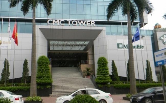 Tập đoàn Công nghệ CMC