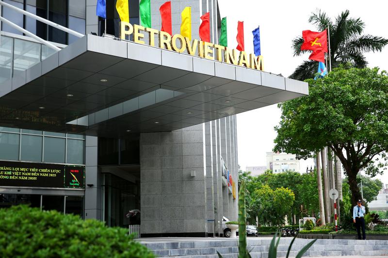 Tập đoàn Dầu khí Việt Nam