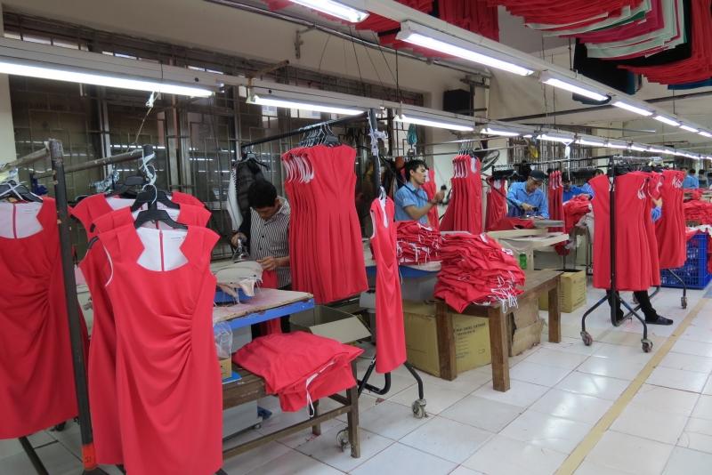 Tập đoàn dệt may Vinatex
