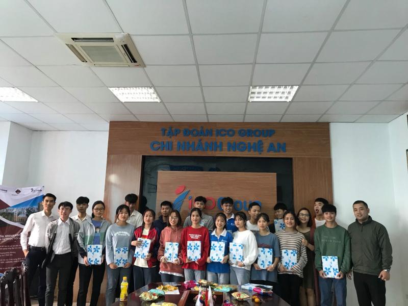 Tập đoàn ICOGroup – Chi Nhánh Nghệ An