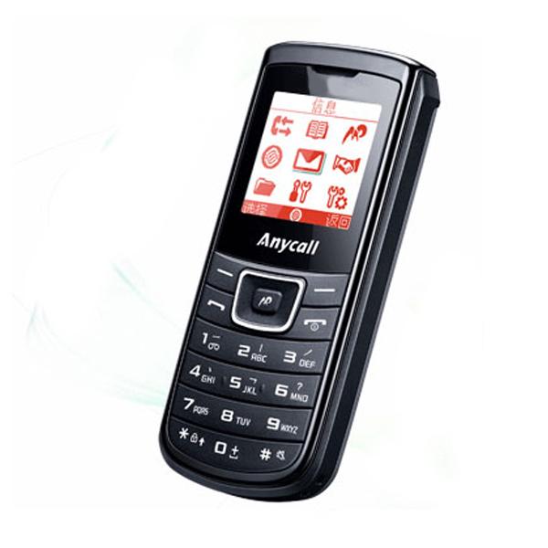 Model cục gạch E1100 là mẫu bán chạy nhất của Samsung