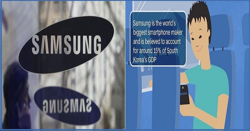 Samsung chiếm 15% tỉ trọng GDP Hàn Quốc