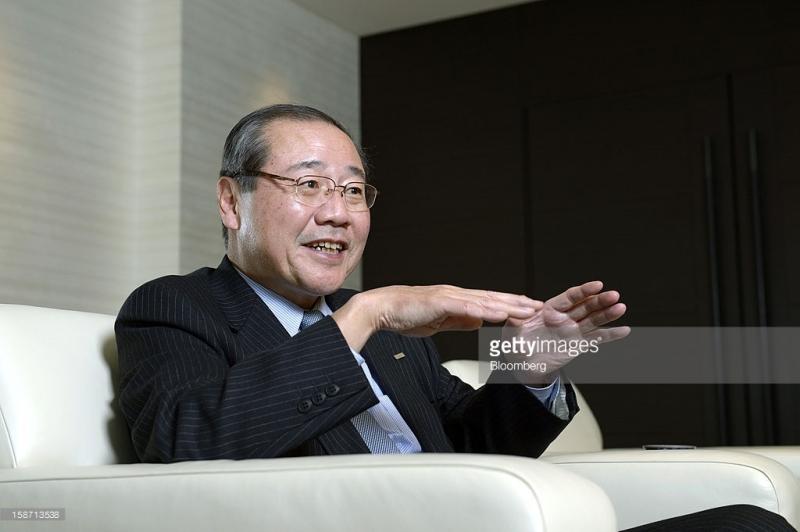 Koichi Miyata - Tổng giám đốc tập đoàn