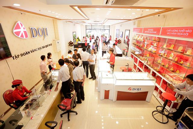 Cửa hàng của DOJI