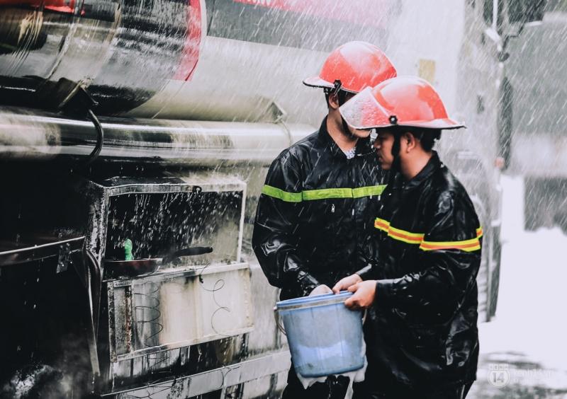 Thế hệ trẻ phòng cháy chữa cháy
