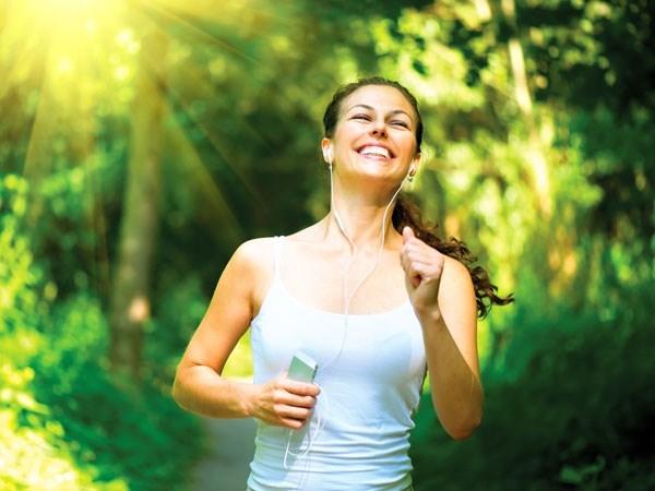 Tập thể dục sẽ giúp cho bạn cảm thấy thoải mái