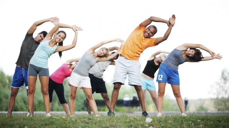 Luyện tập thể dục thể thao