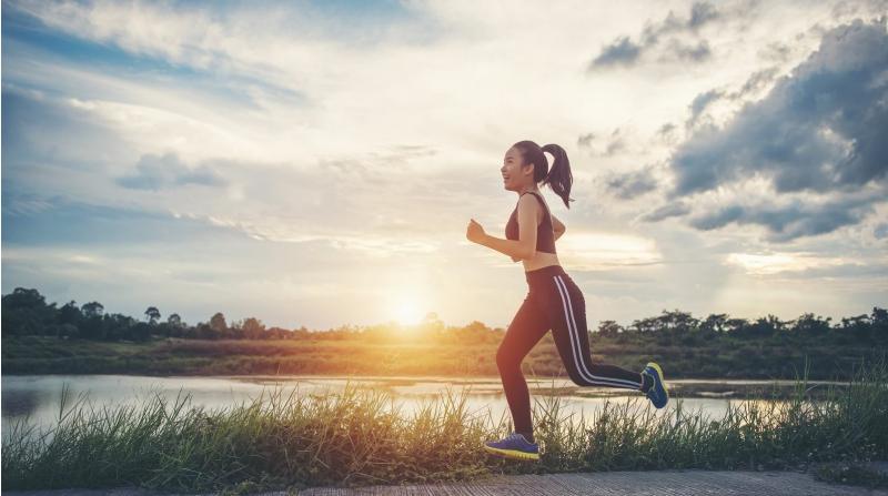 Tập thể dục đều đặn mỗi ngày giúp chúng ta có một sức khỏe tốt
