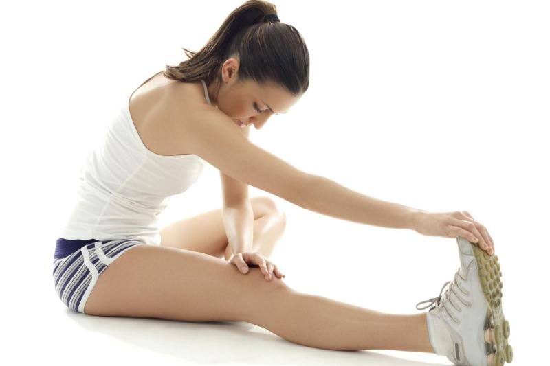 Những vận động viên thể thao thường có khung xương chắc khỏe hơn những người lười tập thể dục