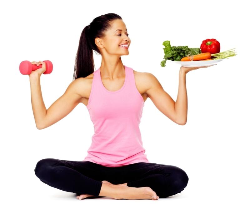 Tập thể dục để rèn luyện sức khỏe
