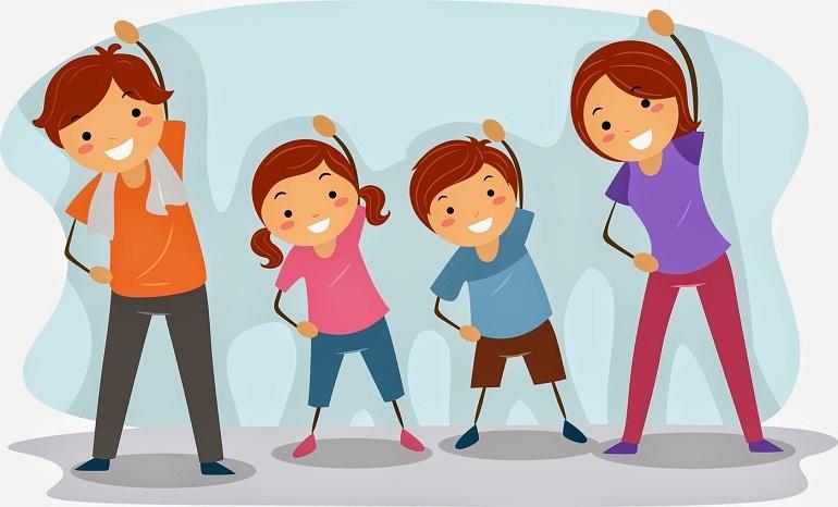 Tập thể dục giúp tăng cường sức khỏe và phòng bệnh trĩ
