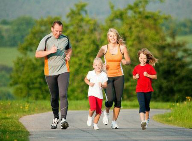 Tập thể dục tăng cường sức khỏe, ngăn ngừa trĩ