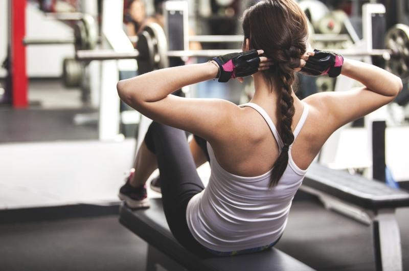 Tập thể dục giúp giảm căng thẳng