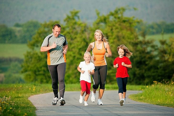 Tập thể dục, thể thao hàng ngày