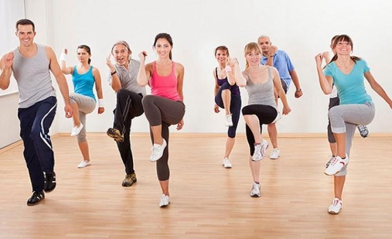 Tập thể dục hàng ngày không những tăng cường sức khỏe mà còn tránh khỏi bệnh huyết áp cao