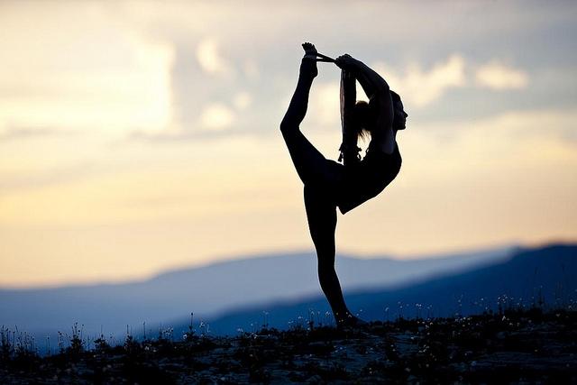 Yoga trị buồn nôn khá hiệu quả