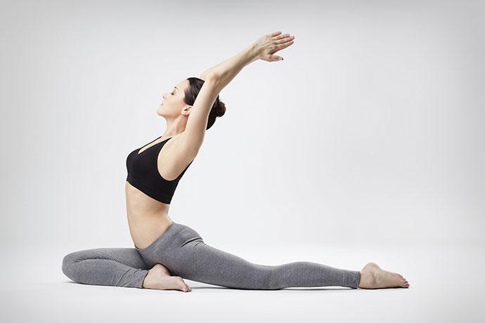 Tập yoga cải thiện chức năng phổi