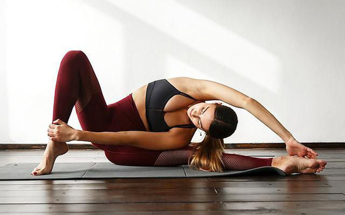 Tập yoga đòi hỏi sự kiên trì