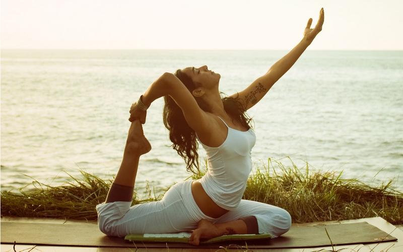 Yoga làm chậm quá trình lão hóa