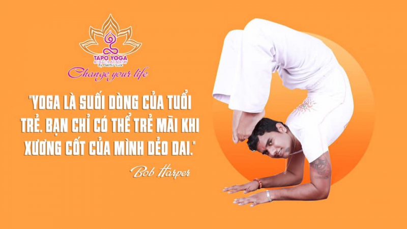 TAPO YOGA & Health Academy By Master Sure