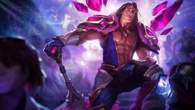 Taric hồng ngọc