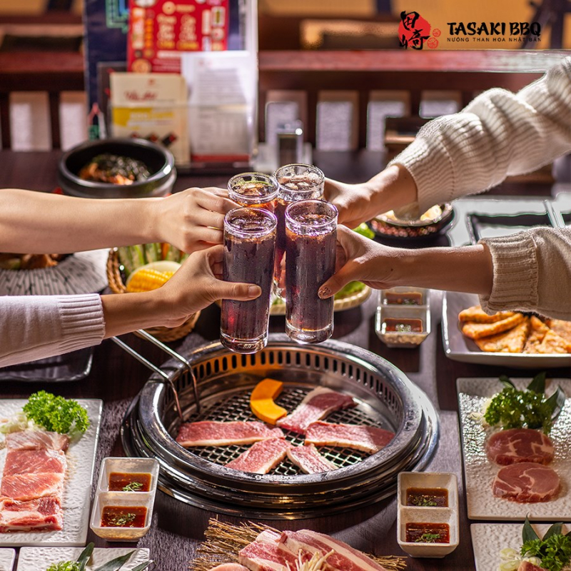 Tasaki BBQ - Lotte Center