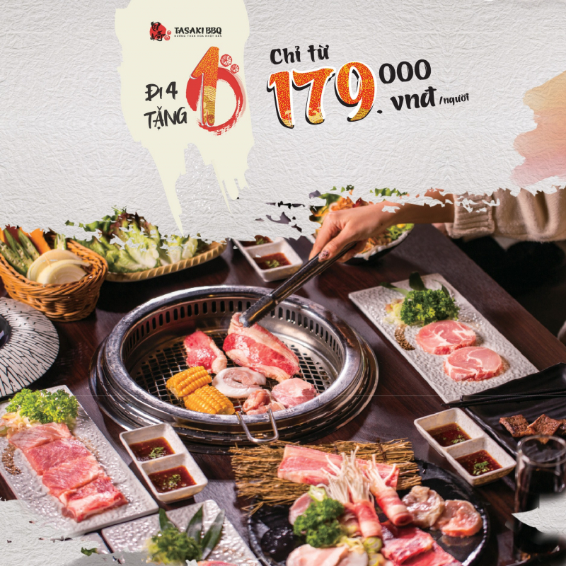 Tasaki BBQ - Lotte Center