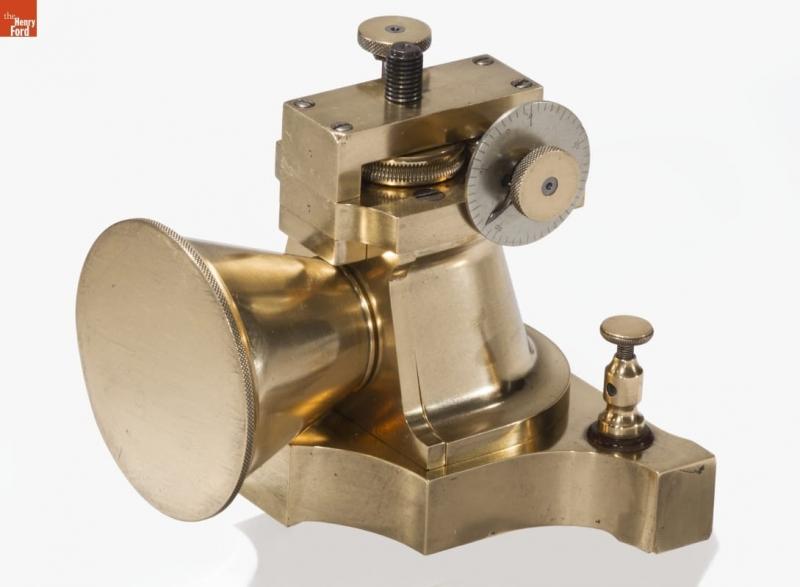 Hình ảnh chiếc Tasimeter của Edison
